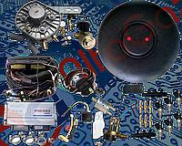 Комплект Stag-300 isa2 6 цилиндров, редуктор KME Silver, форсунки Hana, фильтр. Баллон тороидальный 52л+Мульт