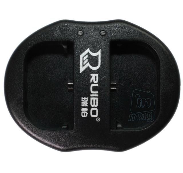 Зарядные устройства USB для 2-х аккумуляторов