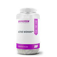 Витамины для женщин Myprotein Active Woman 120 капс