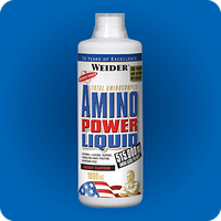 Amino Power Liquid 1 л сироп Weider