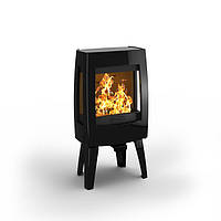Чугунная печь Dovre Sense 103/E10 эмаль глянцевый черный - 7 кВт, фото 1