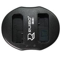 Зарядное устройство USB для 2-х акумуляторных батарей EN-EL14 / EN-EL14A, фото 1