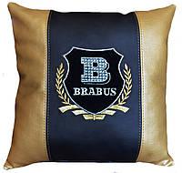Подушка автомобильная с логотипом Brabus
