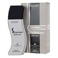 Туалетная вода Shaman Silver для мужчин 100 мл