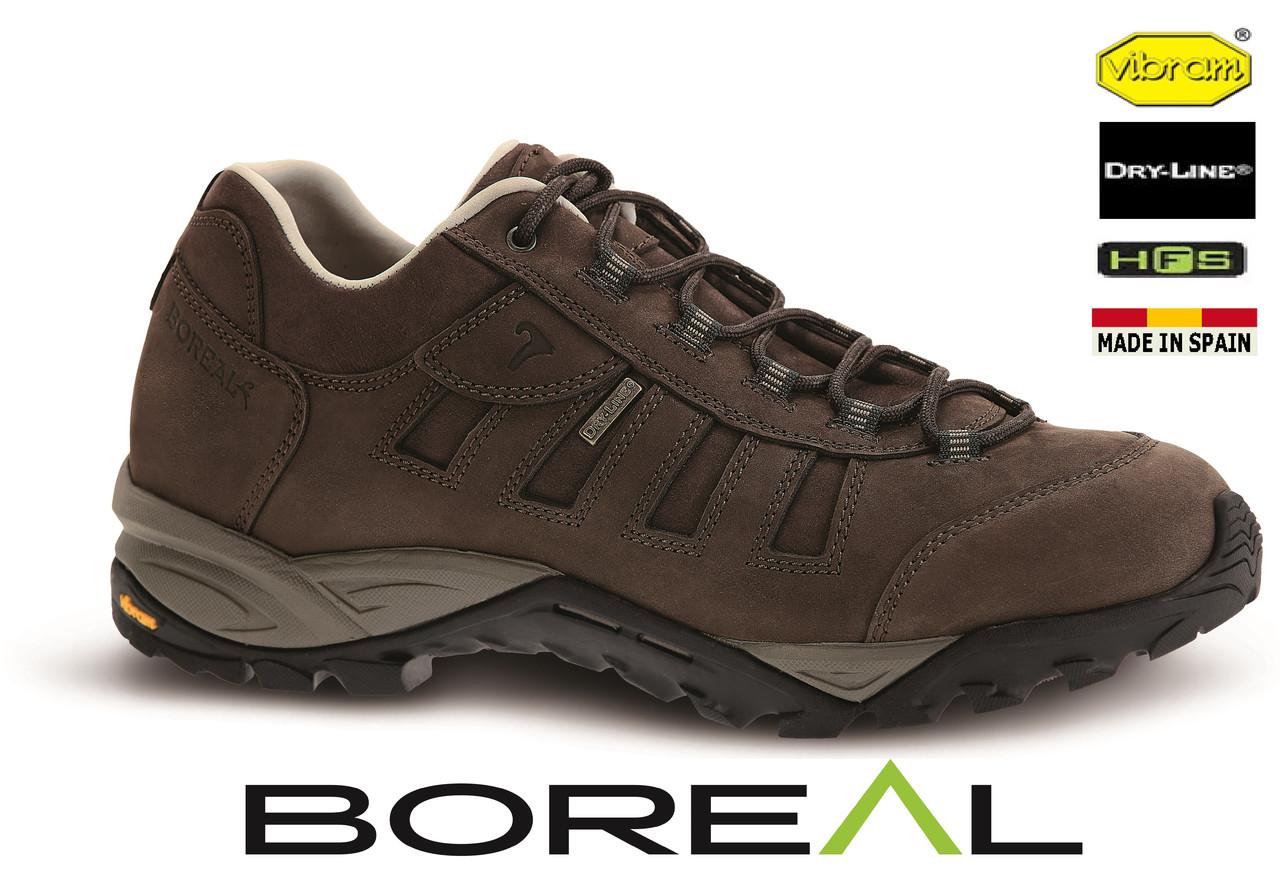 Кроссовки треккинговые Boreal Cedar Brown