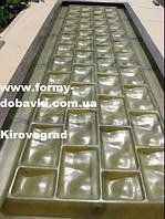Формы стеклопластиковые для еврозабора
