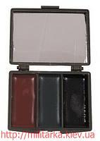 Грим для лица MFH 3 цвета с зеркалом, фото 1