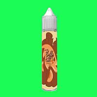 Авторская жидкость FluffyPuff - Cinnamon & peach