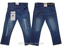 Модные детские джинсы от 5 до 10 лет (032)
