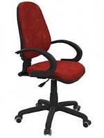 Кресло Поло 50/АМФ-5 Розана-32 бордовый.