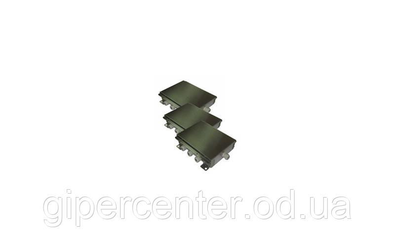 Соединительная коробка DJB4 (нержавеющая сталь/в корпусе с гермовводами)