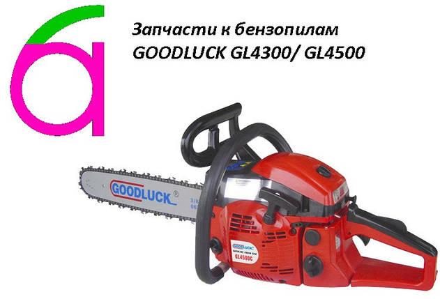 Поршневая система 45мм GL43/45 goodluck, фото 2