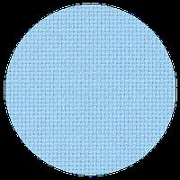 Канва 18 ct. Fein-Aida 3793/503 Sky Blue/Light Blue (небесно-голубая) Zweigart 50*55 см