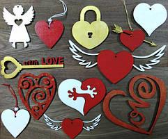 День святого Валентина, день закоханих, 8 березня.