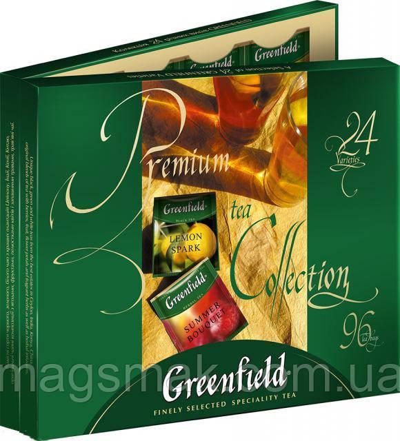 какой чай лучше гринфилд или ричард