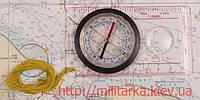 Компас военный для карт MFH