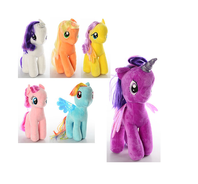 Мягкая игрушка My Little Pony Лошадка, 6 видов MP 1213