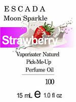 Парфюмерное масло (100) версия аромата Эскада Moon Sparkle - 15 мл композит в роллоне