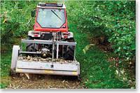 UML/SS Лесной мульчер с ротором с фиксированными резцами для тракторов от 60 до 110 л.с.