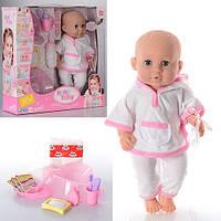 """Функциональный Пупс """"Baby Toby"""", разговаривает, писает 30801-8"""