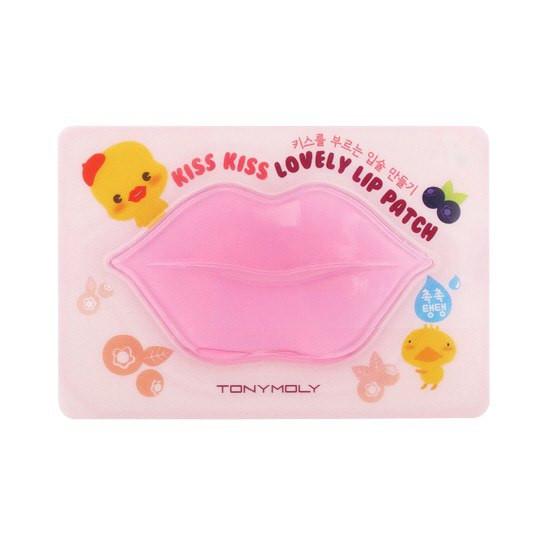Гидрогелевая маска для губ TONY MOLY Kiss Kiss Lovely Lip Patch