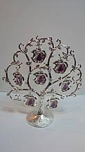 Фамильное дерево металлическое на 7 фото размер 27*25