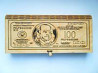 Подарочная шкатулка для денег