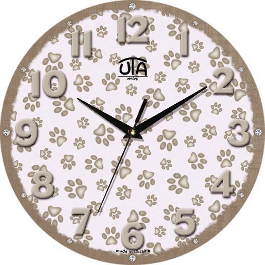"""Настенные часы 240Х240Х30мм """"Прованс"""" [МДФ, Открытые]"""