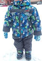 Детский зимний комбинезон (Польша)