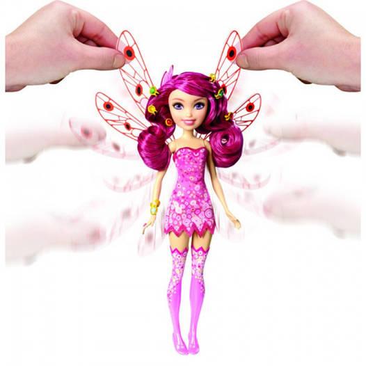 Кукла Мия (Миа) из м/ф Мия и Я ( Mattel BFW35 Mia & Me Mia Doll, 23 см )