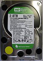 """Western Digital 2Tb 5400rpm 64MB 3.5"""" SATA II WD20EARS"""