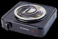 Электроплита спиральная -010 (1 широкий тен)ЕЛНА