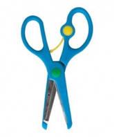 """Ножиці """"Buromax"""" 13.5 см з поворотним механізмом ВМ-4511"""