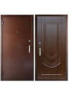 Входная дверь металлическая+МДФ