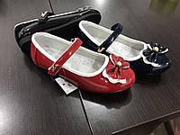 Лаковые туфли детские для девочек Linshi оптом Размеры 32-37