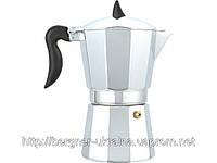 Кофеварка эспрессо 9 чашек KaiserHoff KH 1566, фото 1