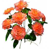 """Искусственные цветы """"Камелия"""" (10 шт)"""