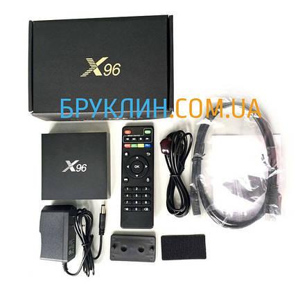 Смарт Приставка Android Enybox X96 2/16gb 4 ядра Amlogic S905X / Smart Tv Box Android 6.0, UltraHD 4K, фото 2