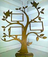 Семейное фото дерево