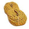 Веревка (шнур) полиамидная желтая Sinew HARD 10 мм