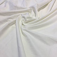 Бязь бледно-молочная однотонная ширина 220 см