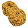 Веревка (шнур) полиамидная желтая Sinew SOFT 10 мм