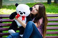 Плюшевая мягкая панда Рональд размер 60см ТМ My Best Friend (Украина) черно-белый
