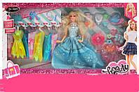 Кукла с одеждой и аксессуарами