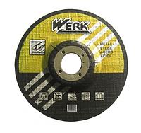 Круг зачистной Werk 125х6.3х22.23 мм