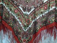 Женский павлопосадский платок