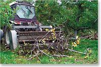 Лесной мульчер с ротором с подвижными молотками для тракторовFML/SS  от 60 до 110 л.с.