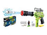 Пистолет с водными и мягкими патронами Gatlin SB211
