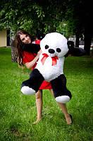 Плюшевая панда Рональд размер 120см ТМ My Best Friend (Украина) черно-белый