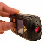 Безконтактний лазерний тахометр BENETECH GM8905 (50-500 мм) (2.5-99999RPM) з запам'ятовуванням MAX, MIN, LAST, AVG, фото 4